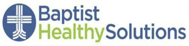 Image result for baptist healthy solutions logo