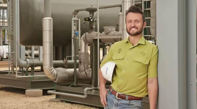 Brandon Seale, President Howard Energy Partners Mexico