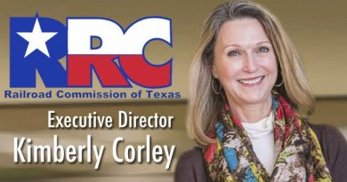 Kimberly Corley, Executive Director, Texas Railroad Commission