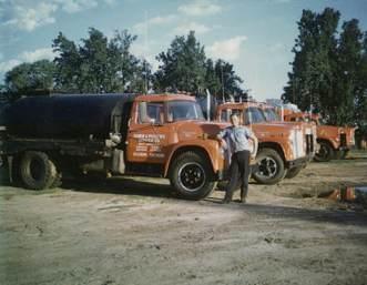 harold hamm truck