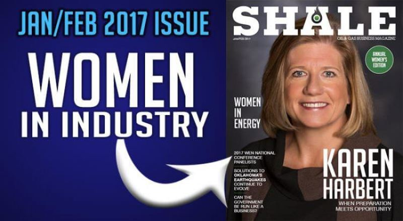 SHALE Jan Feb 2017 Featured Industry