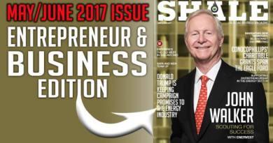 SHALE May June 2017 Featured Business John Walker Enervest