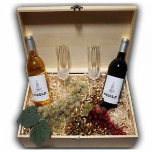 SHALE Wine Basket 1 Square