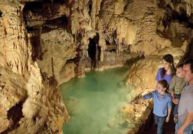Natural Bridge Caverns: Adventure on a Whole New Level