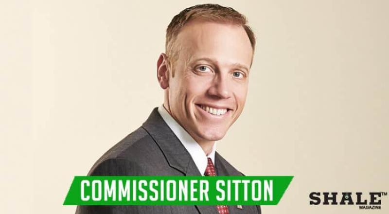 Commissioner Sitton of the Texas Railroad Commission is our guest on In The Oil Patch Radio Show - SHALE Oil and Gas Business Magazine