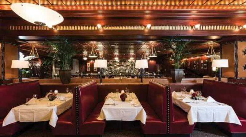 Pappas Bros. Steakhouse Houston Downtown