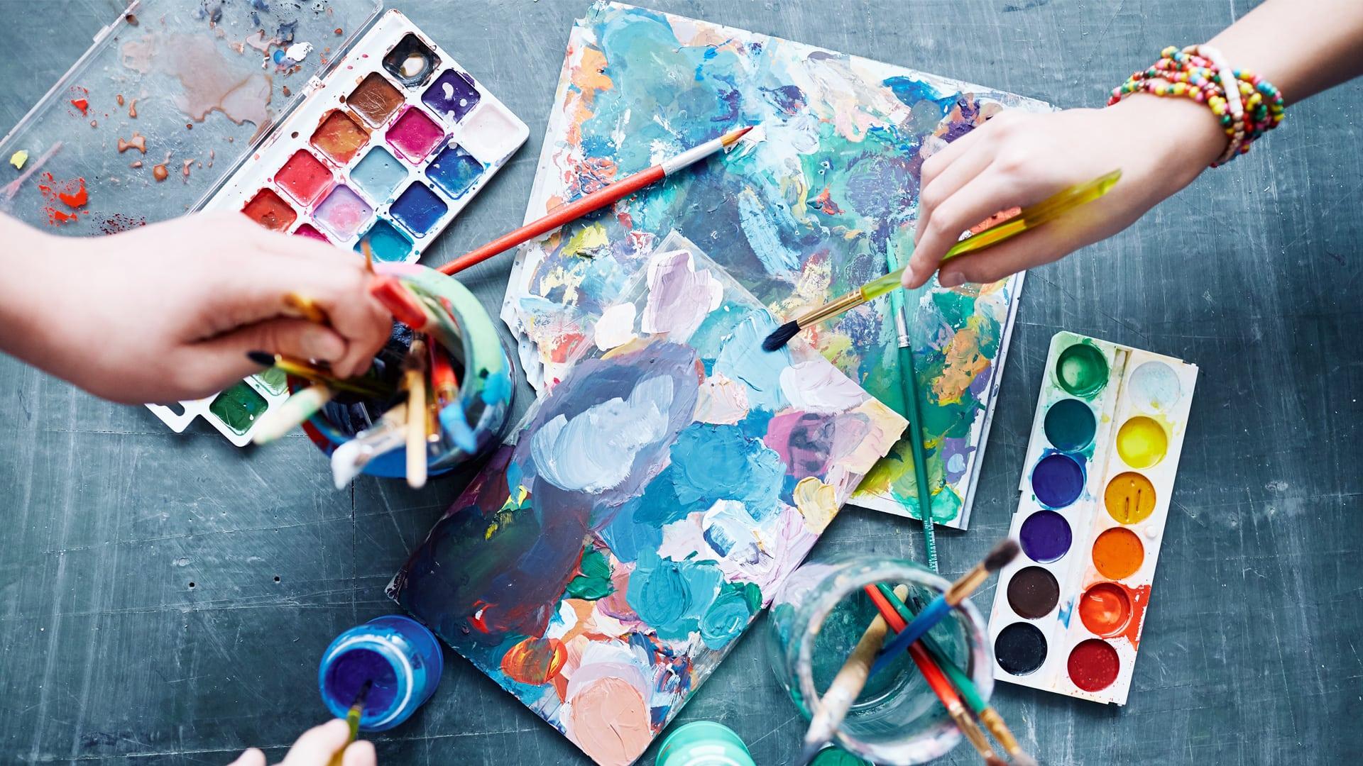 Art Therapy - Shalem Mental Health Network