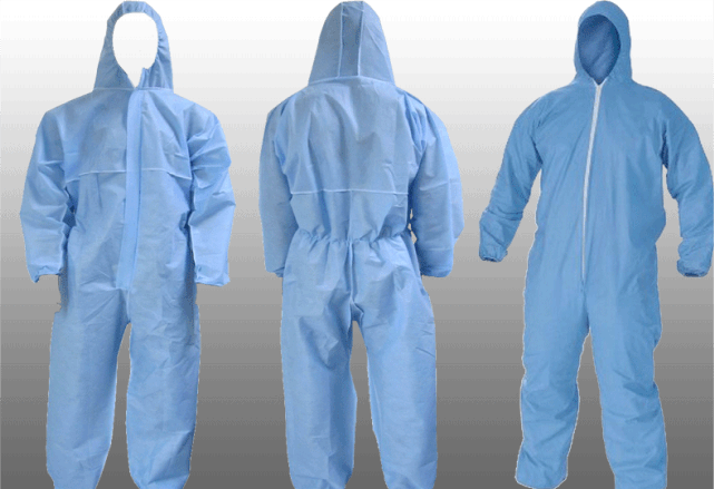 MonoUso Disposable Coveralls