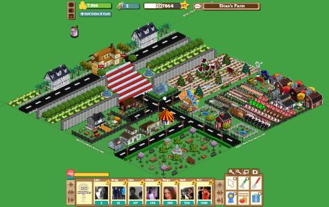 Facebook 'Farmville' phenomenon takes over Shalhevet