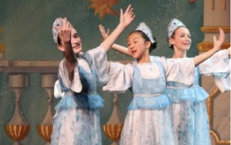 Ninth-grade ballerina twirls into four-minute role in Moscow Ballet's 'The Nutcracker'