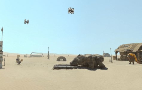 Mixing nostalgia and ambition, 'Star Wars' awakens the Force