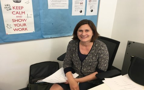 Suzanne Halloran, school's longest serving math teacher, leaving for Harvard-Westlake