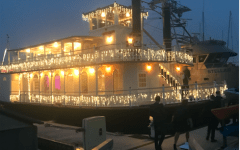 'Senior Soiree,' school's first-ever non-prom, takes seniors north for fine food, cruise and overnight