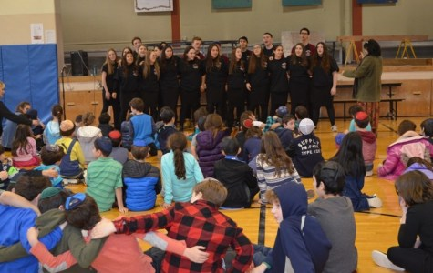 From schools to market, Choirhawks share a capella in Seattle