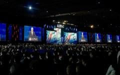 At AIPAC conference, Netanyahu was 'like a friend'