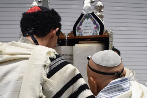 Spotlight on Sephardic community with new Torah dedication