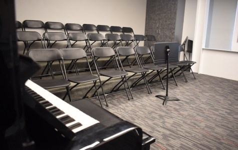 Music room finally sounds like one