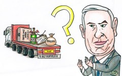 TABLE TALK: Netanyahu may face charges; new U.S. tax plan takes effect