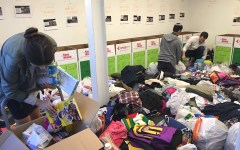 Second annual 'Lynn Project' collects 19 boxes for families struggling in the Philippines