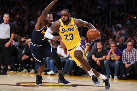 'LA-BRON!' Blockbuster deal thrills Laker fans