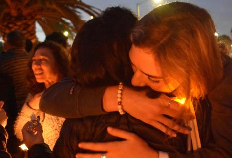 Faiths and viewpoints come together at Westwood vigil for Pittsburgh shooting victims
