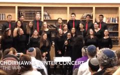 VIDEO: Creativity in the spotlight as Choirhawks forge their own musical path