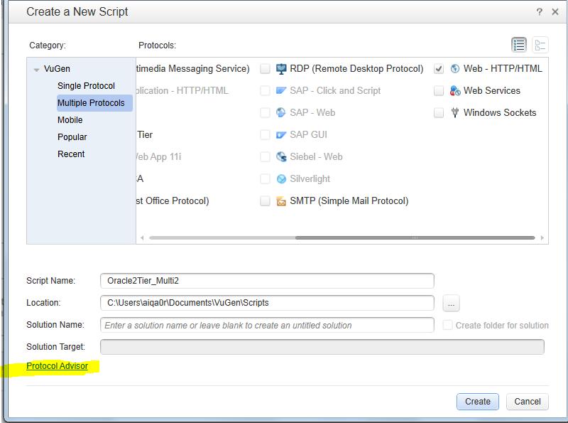 How to use Virtual user generator in HP LoadRunner | Blog | Internet ...