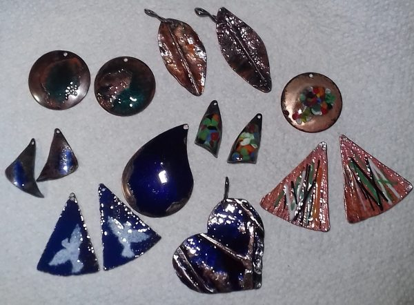 Enamelling Copper Part 2