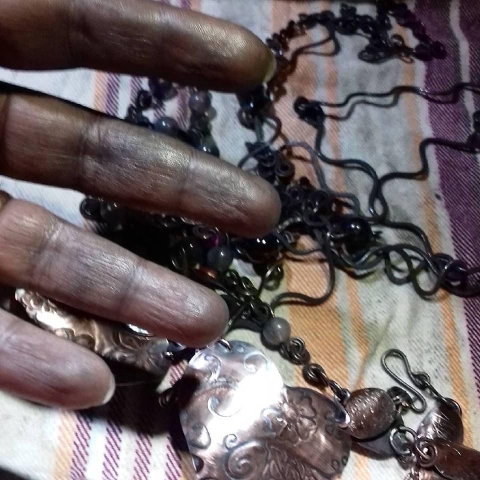Hands at Work: Shgalini Austin Metalsmith