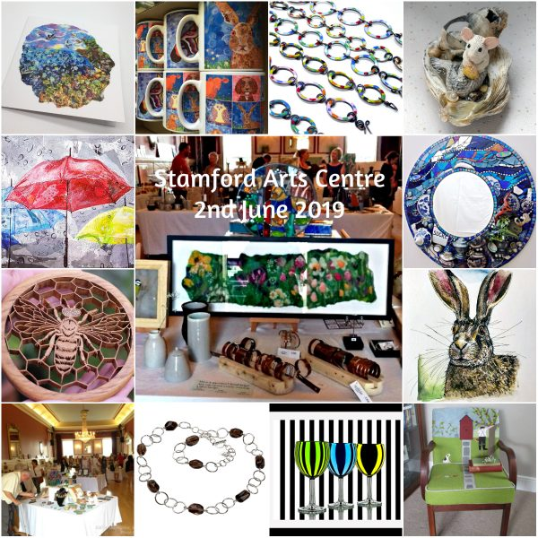 Art & Craft Market At Stamford Arts Centre