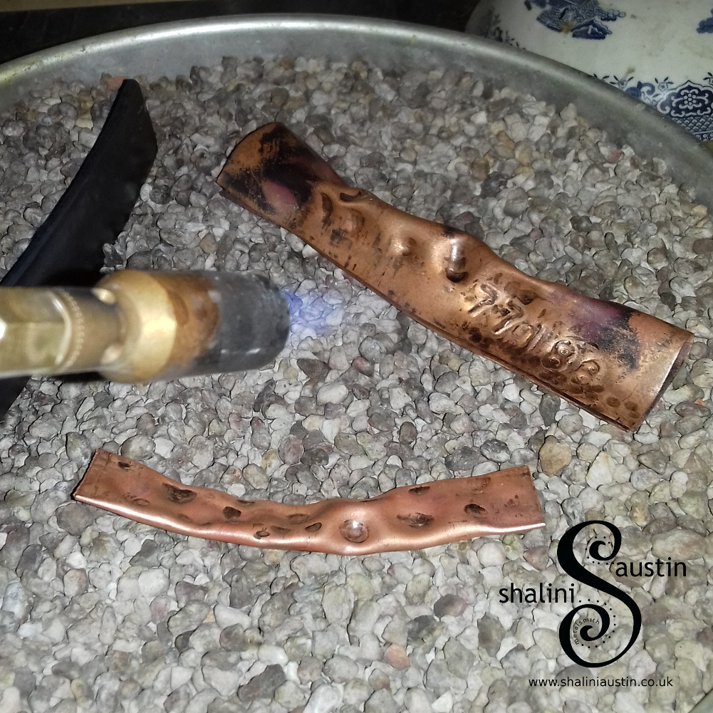 Upcycling Adventures: New Copper Cuffs