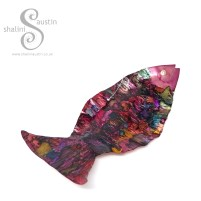 Rainbow Fish at Stockist in Stamford - A & B Antiques and Interiors