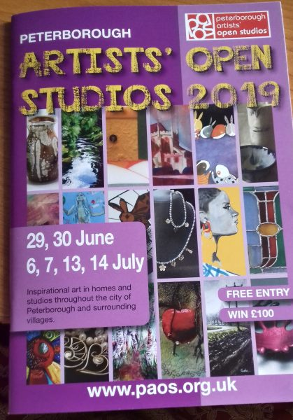 Peterborough Artist Open Studios 2019