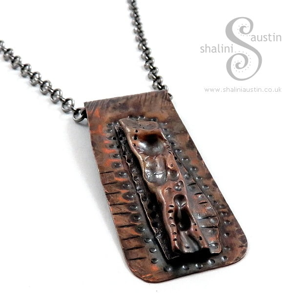 Copper Sculptures, Gifts & Jewellery by Shalini