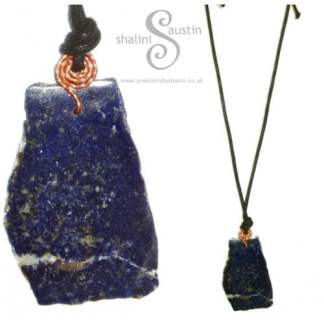 Rock Jewellery: Lapis Lazuli