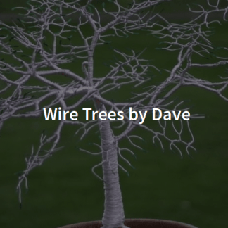 Sculptures & Wire Trees