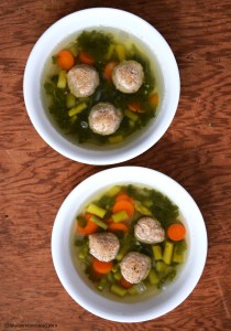 #grainfree matzo ball soup #glutenfree #vegan
