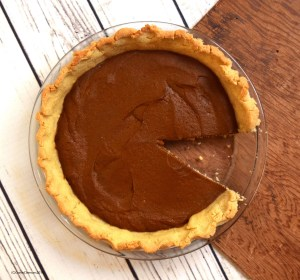 pumpkin pie #grainfree #glutenfree #vegan
