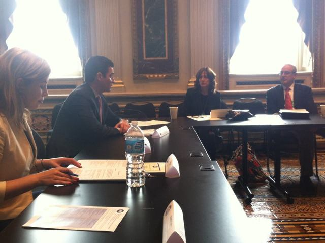 Meetings at the White House