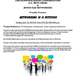 Networking is a Mitzvah