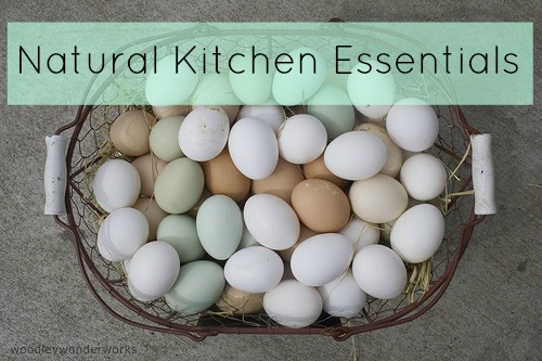 10 Natural Kitchen Essentials for Nourishing Meals