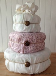 How to Create a Unique Diaper Cake