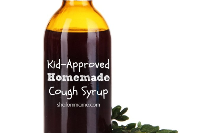 Kid-Approved Homemade Cough Syrup