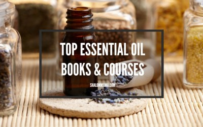 Top Essential Oil Books and Courses