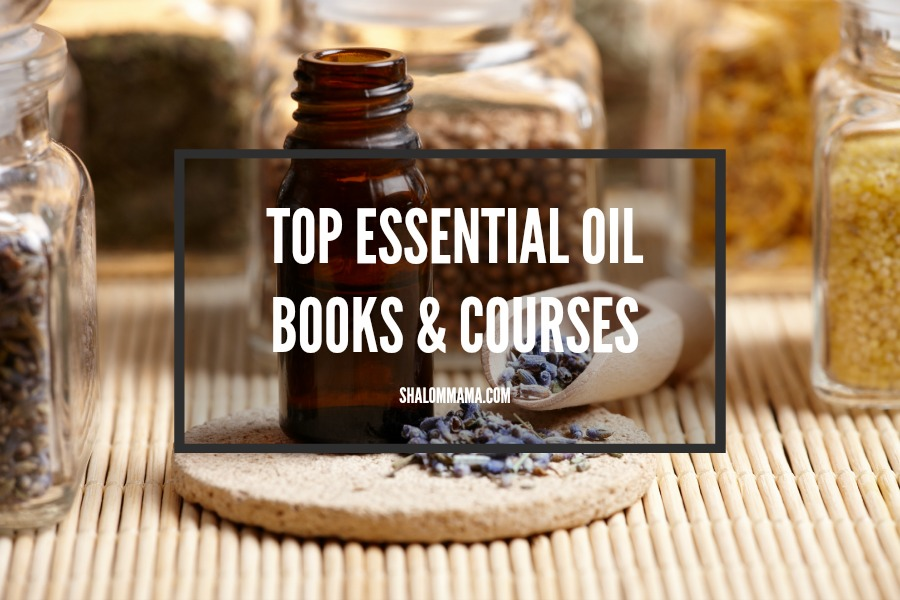 Top essential oil books & courses