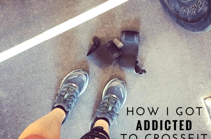 How I got addicted to CrossFit