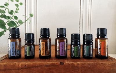 The top 10 essential oils I always have on hand