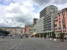 Genoa - Modern Harbour Front