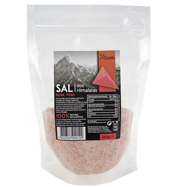 Sal Rosa dos Himalaias Fino 500g