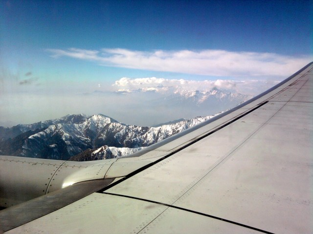 view-from-an-airplane-window-when-flying-in-clouds